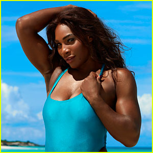 Serena Williams' 'Sports Illustrated Swimsuit' Photo Is So Sexy!