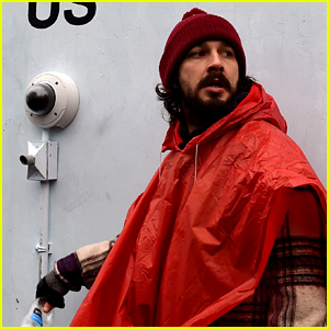 Shia LaBeouf Relaunches 'He Will Not Divide Us' Project with Fellow Artists Ronkko & Turner