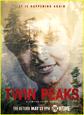 Showtime Debuts New 'Twin Peaks' Posters!