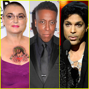 Sinead O'Connor Retracts Claim Arsenio Hall Gave Prince Drugs