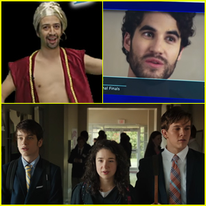 Lin-Manuel Miranda & Darren Criss Make Cameos in 'Speech & Debate' Trailer - Watch Now!