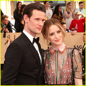 The Crown's Claire Foy & Matt Smith May Be Recast As Characters Age