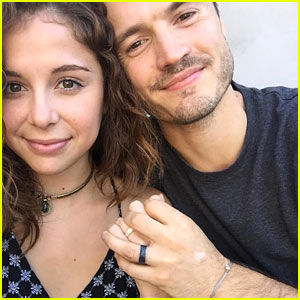 The Good Wife's Makenzie Vega Marries Boyfriend Blair Norfolk!