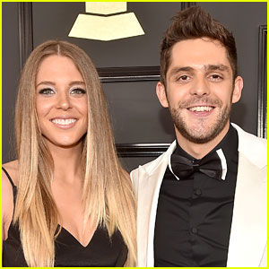 Thomas Rhett & Wife Lauren Announce They're Both Adopting & Expecting!