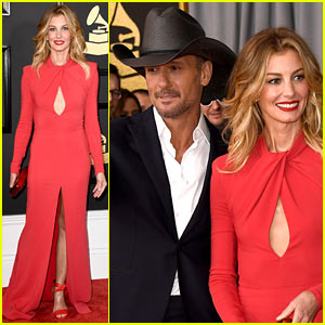Tim McGraw & Faith Hill Spill Tour Details at Grammys 2017: 'Imagine Working on a Set List With This Guy!'