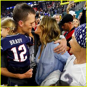 Tom Brady's Mom Fought Through Illness to Be at Super Bowl