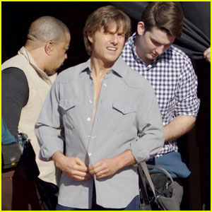 Tom Cruise Gets Back to Work on 'American Made' Reshoots