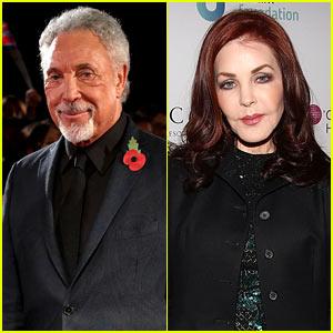 Tom Jones & Priscilla Presley Are Dating! (Report)