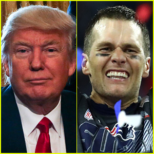 Trump Congratulates Tom Brady on Patriots' Super Bowl Win