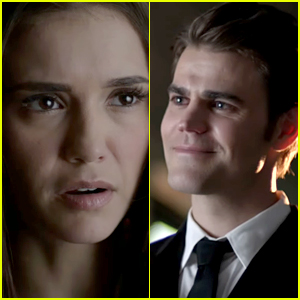'Vampire Diaries' Series Finale Gets New Teaser with Nina Dobrev & Paul Wesley!