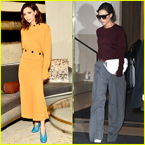 Victoria Beckham Is Looking Forward To Spending Time With Family For Valentine's Day!