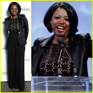 Viola Davis Gives Moving Self-Acceptance Speech At Watermark Conference - Watch Here!