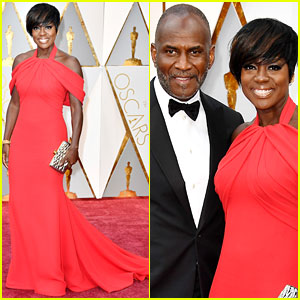 Viola Davis Could Win Her First Oscar Tonight!