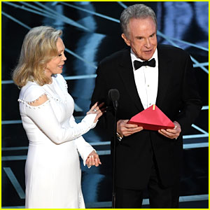 Why Did Warren Beatty Have the Wrong Envelope at Oscars 2017?