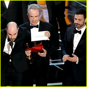Whose Fault was the Oscars Best Picture Mistake? PwC Releases Statement Taking Blame