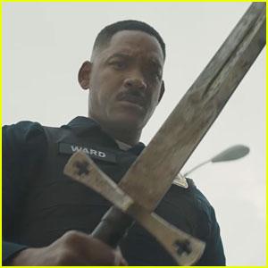 Will Smith's Netflix Movie 'Bright' Gets First Teaser Trailer!