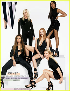 'W' Magazine's March Cover Celebrates These 5 Powerful Women!