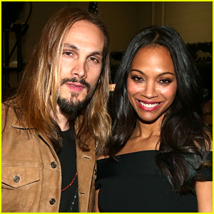 Zoe Saldana Welcomes Third Child with Husband Marco Perego!
