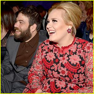 Adele Officially Confirms She Married Simon Konecki!