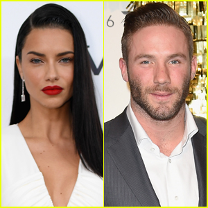 Model Adriana Lima & Patriots Player Julian Edelman Break Up