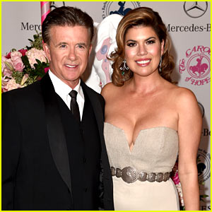 Alan Thicke's Wife Remembers Her Late Husband on His 70th Birthday
