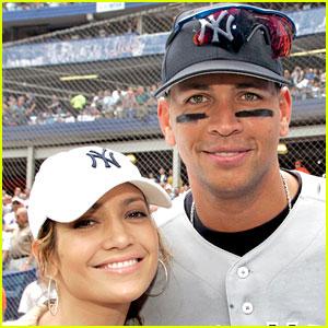 Jennifer Lopez is Alex Rodriguez's 'Dream Girl'