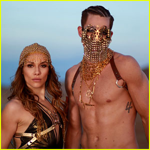 Allison Holker Dances in Bobby Newberry's 'Met You in Egypt' Music Video - Watch Now! (Exclusive)