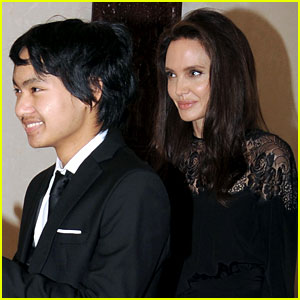 Angelina Jolie Expects Her Kids to Live All Around the World
