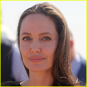 Angelina Jolie Spoke with Postgraduate Students in 'Women, Peace, & Security' Course in London