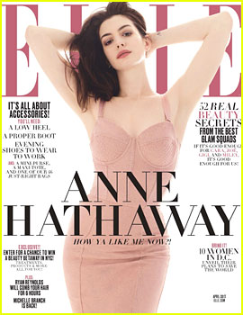 Anne Hathaway: 'Hollywood Is Not a Place of Equality'