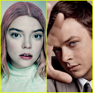 Anya Taylor-Joy & Dane DeHaan Cover 'W' Magazine's April 2017 Issue