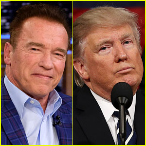 Arnold Schwarzenegger Responds to Trump's Claim He Was 'Fired' from 'Apprentice'