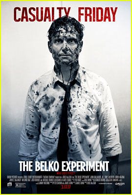 'The Belko Experiment' Gets Bloody New Character Posters