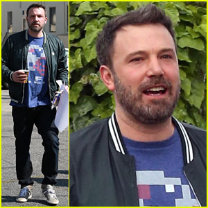 Ben Affleck Spends Quality Time with His Kids