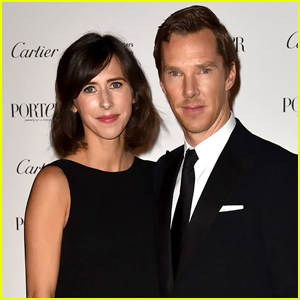 Benedict Cumberbatch & Sophie Hunter Welcome Second Child - Report