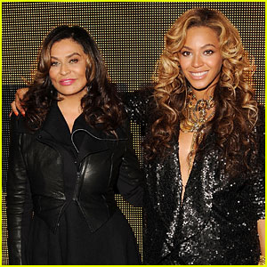 Tina Knowles Responds to Beyonce Over Corny Joke Instagrams