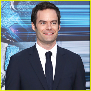 Bill Hader Talks Playing Alpha 5 In 'Power Rangers' - Watch Here!