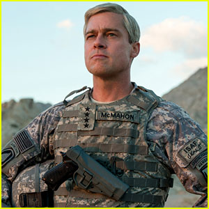 Brad Pitt's 'War Machine' Trailer Is Here - Watch Now!