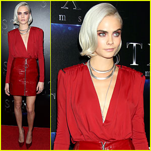 Cara Delevingne Will Shave Her Head for Next Movie Role!