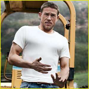 Charlie Hunnam Tries to Have Sex As Often As He Can to Stay Fit