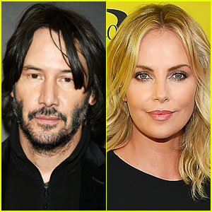 Charlize Theron & Keanu Reeves Sparred Together While Training for Their Action Films!