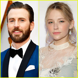 Chris Evans & Haley Bennett Team Up for 'Red Sea Diving Resort'!