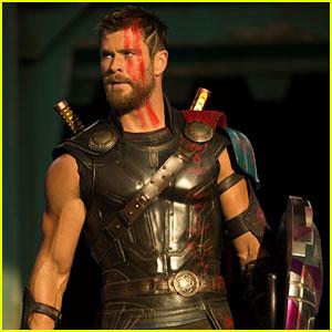 Chris Hemsworth's New Thor Look Revealed in 'Ragnarok' Stills