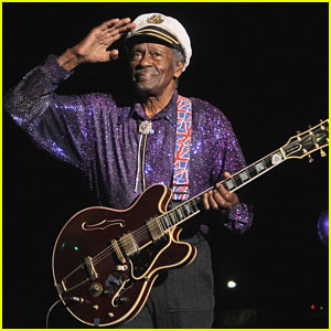 Chuck Berry Passes Away - Celebs React