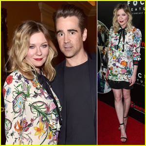 Colin Farrell Was Cool With Being Only Guy on 'The Beguiled' Set