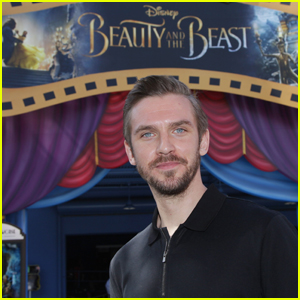Dan Stevens Hits Up Disneyland After 'Beauty & the Beast' Premiere