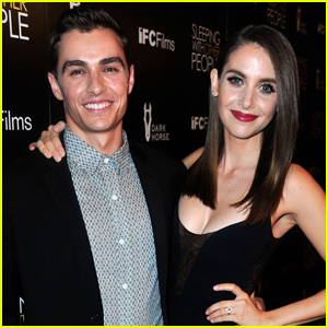 Dave Franco & Alison Brie Are Officially Married!