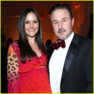 David Arquette & Wife Christina Welcome Baby Boy Augustus Alexis!