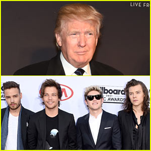 Donald Trump Once Kicked One Direction Out of His Hotel