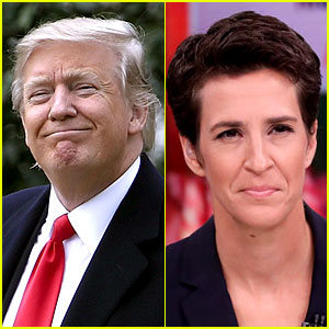 Donald Trump's Tax Returns Revealed by Rachel Maddow (Video)